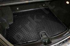 Guminis bagažinės kilimėlis MERCEDES-BENZ GLK X204 2012-2015 black /N25009