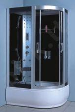 Masažinė dušo kabina K615 kairė