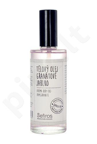 Sefiros Aroma kūno aliejus Pomegranate, kosmetika moterims, 125ml