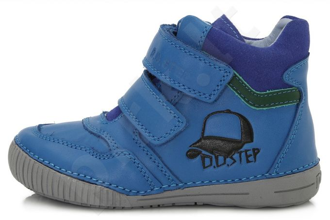 D.D. step mėlyni batai 31-36 d. 036714al
