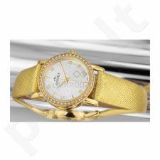 Moteriškas laikrodis BISSET Ichthyosis BSAD85GISX05BX