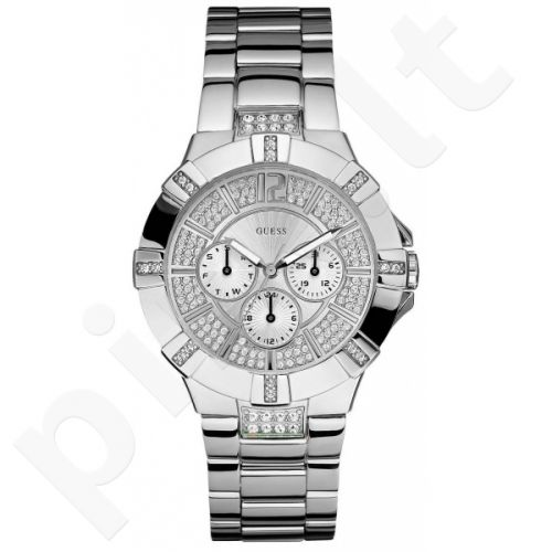 Moteriškas GUESS laikrodis W12080L1