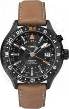 Laikrodis TIMEX INTELLIGENT kvarcinis- 34mm- WR:10ATM