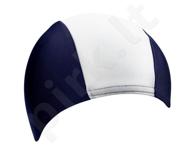 Kepuraitė plaukimo vyrams 80PE20E 7728 61 blue/white