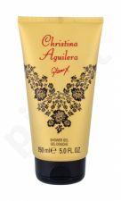 Christina Aguilera Glam X, dušo želė moterims, 150ml
