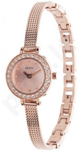 Laikrodis GUESS moteriškas ROSE GOLD SWAROVSKI