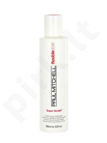 Paul Mitchell FlexibleStyle Super Sculpt plaukų šampūnas, kosmetika moterims, 250ml