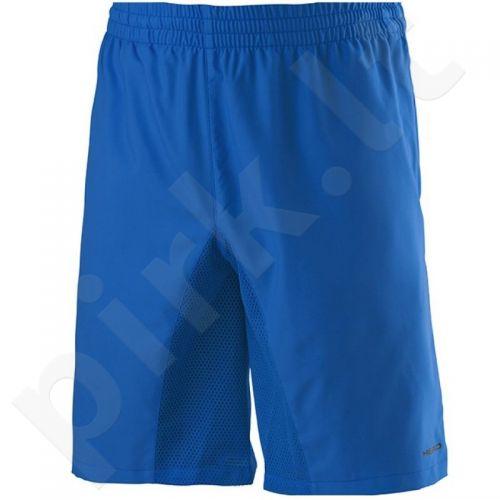 Šortai tenisui Head Club M Bermuda M 811635 mėlyna
