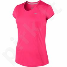 Marškinėliai bėgimui  Nike Racer Short Sleeve W 645443-639