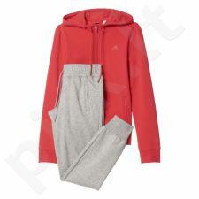 Sportinis kostiumas  Adidas Essentials Linear Cotton Suit W AY1800