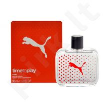 Puma Time to Play Man, tualetinis vanduo vyrams, 60ml, (testeris)