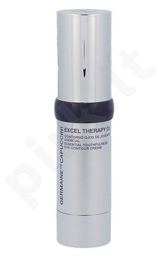 Germaine de Capuccini Excel Therapy O2 Eye-Contour kremas, kosmetika moterims, 15ml