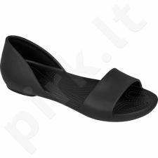 Basutės Crocs Lina D'orsay Flat W 204291 juodas