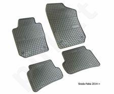 Guminiai  kilimėliai Seat Ibiza IV/IV FL 2008-> /4pc, 0404