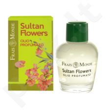 Frais Monde Sultan Flowers Perfumed Oil, parfumuotas aliejus moterims, 12ml
