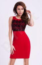 Emamoda suknelė - raudona 12009-1