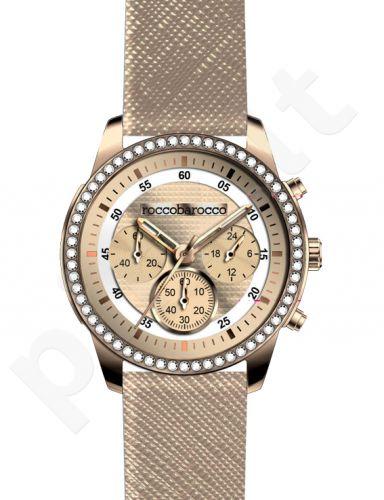Moteriškas kvarcinis laikrodis ROCCOBAROCCO  RB0072