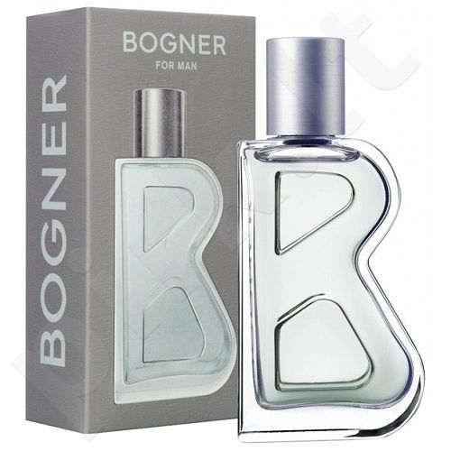 Bogner Bogner for Man, EDT vyrams, 30ml