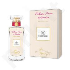 Dermacol Delicious Freesia & Geranium, EDP moterims, 50ml