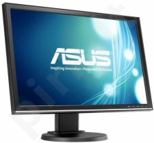Asus LED VW22ATL 22'' wide, 5ms, DVI, pivot, speakers, black
