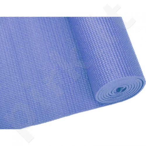Kilimėlis jogai Allright 172x61x0,4cm mėlyna