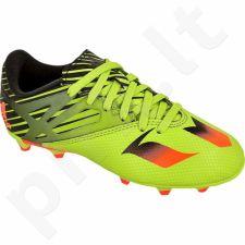 Futbolo bateliai Adidas  Messi 15.3 FG/AG Jr S74695