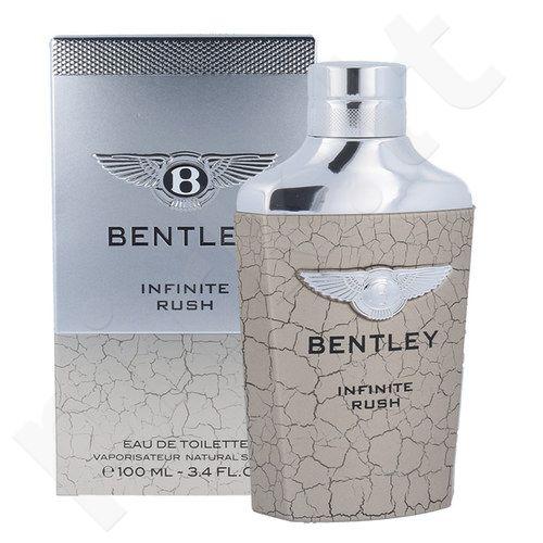 Bentley Infinite Rush, EDT vyrams, 100ml