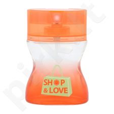Morgan Love Love Shop & Love, EDT moterims, 35ml