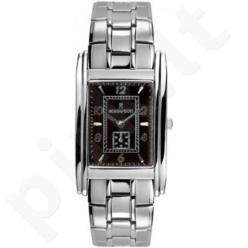 Vyriškas laikrodis Romanson TM0224 BX WBK