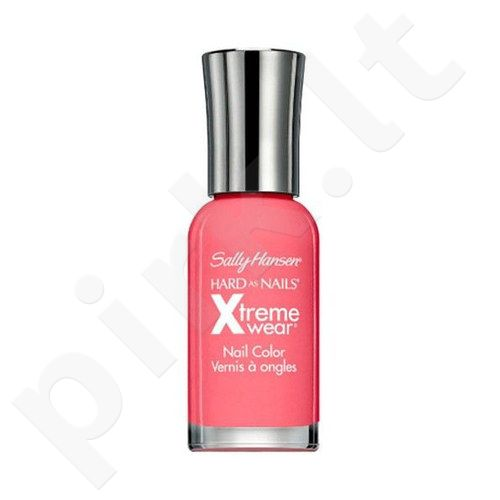 Sally Hansen Hard As Nails Xtreme Wear Nail Color, kosmetika moterims, 11,8ml, (350 Punch Rose)
