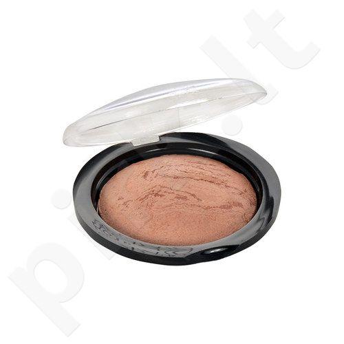 Makeup Revolution London Vivid Baked Bronzer, veido bronzantas,  kosmetika moterims, 13g, (Ready To go)