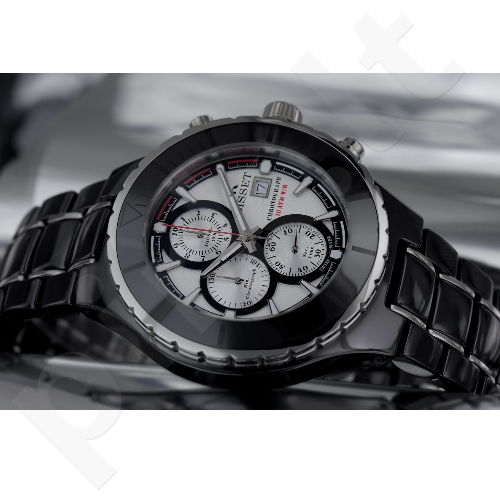 Vyriškas laikrodis BISSET BSFE10BISB10AX