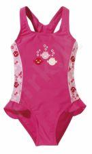 Maudimosi kostiumėlis mergaitėms UV SEALIFE 6881 4 80 pink