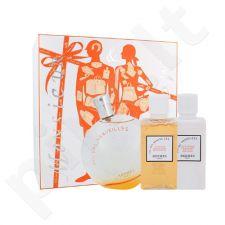 Hermes Eau Des Merveilles rinkinys moterims, (EDT 100ml + 40ml kūno losjonas + 40ml dušo želė)