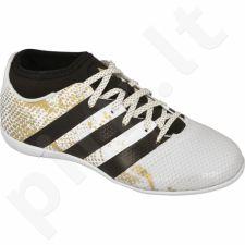 Futbolo bateliai Adidas  ACE 16.3  Primemesh IN Jr AQ3427