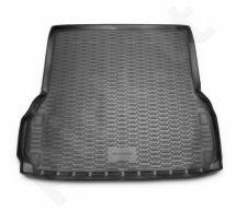 Guminis bagažinės kilimėlis NISSAN Pathfinder 2014-> (folded 3th row) black /N28012