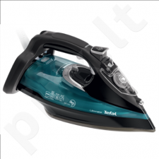 TEFAL Ultimate Anti-calc Steam Iron FV9745E0 Black / green