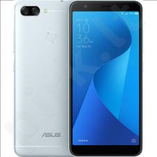 Asus ZenFone MAX Plus ZB570TL Azure Silver