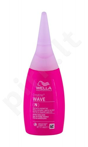 Wella Creatine+, Wave, garbanų formavimui moterims, 75ml