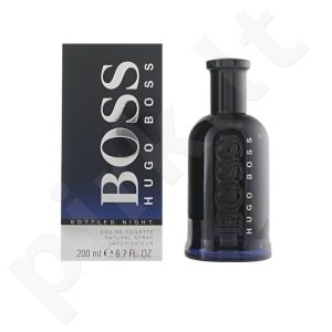 HUGO BOSS BOSS BOTTLED NIGHT edt vapo 200 ml Pour Homme