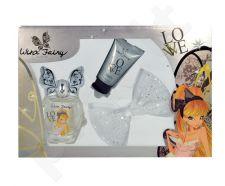 Winx Fairy Couture Stella rinkinys moterims, (EDT 100ml + 75ml kūno losjonas + hair clip)