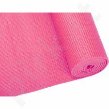 Kilimėlis jogai Allright 173x61x0,4cm rožinės spalvos