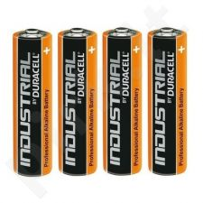 DURACELL INDUSTRIAL AAA elementai (4vnt)