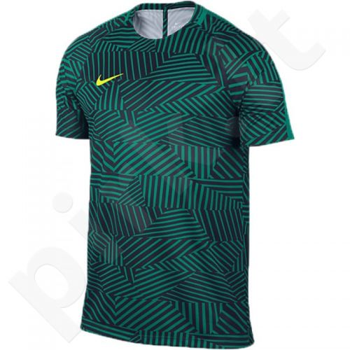 Marškinėliai futbolui Nike Dry Squad Top SS GX M 807073-351