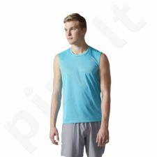 Marškinėliai bėgimui  adidas Response Sleeveless Tee M BP7411