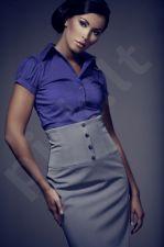 Marškiniai M026 indigo