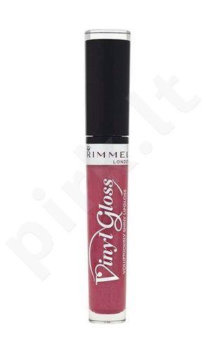 Rimmel London Vinyl Gloss lūpdažis, kosmetika moterims, 6ml, (530 Starlet)