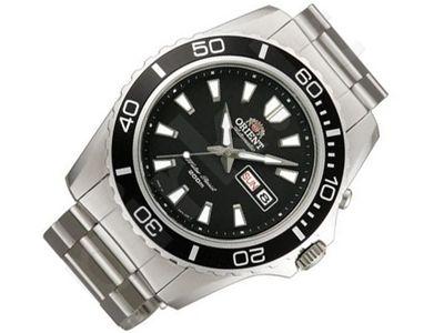 Orient Mako XL automatinis FEM75001B6 vyriškas laikrodis