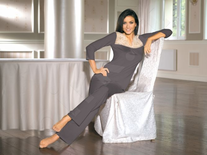 Babella pižama SANDY (mocca spalvos)