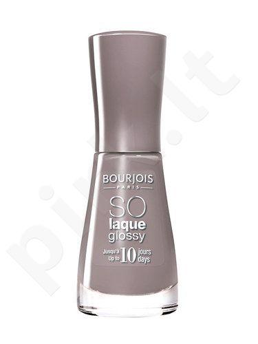 BOURJOIS Paris So Laque Glossy, kosmetika moterims, 10ml, (09 Ciel Mon Vernis)